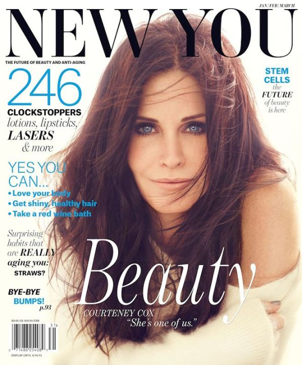 New You Magazine Cover Jan. 2013